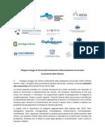 Riforma Forense - Documento Interassociativo