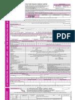 L&T Long Term Infrastructure Bond Tranche 2 Application Form 2012