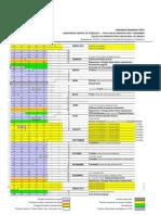 Calendario 2012 Aprobado CoCoA y CF