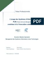 PLM contribue t-il à l'innovation collaborative