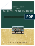 Understanding Your Mormon Neighbor by Ross Anderson