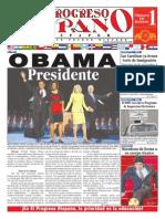 Progreso Hispano Obama Presidente