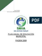 PADEM_2009_IMSA