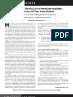 M Advisory Group - Dennis Branconier Article - October 2008