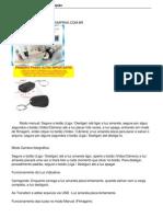 Manual de Uso Do Chaveiro Espiao