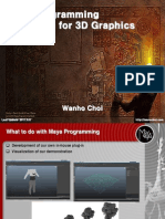 Maya Programming for 3D Graphics