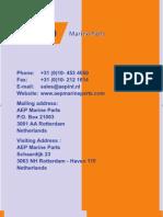 A.E.P.nautic Brochure