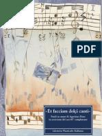 Dal Glicibarifono Al Clarinet To Basso