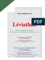 Leviathan 1e Partie