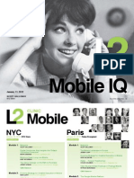 L2 Research Mobile IQ 2012