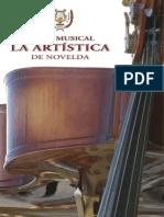 Revista Santa Cecilia La Artistica 09