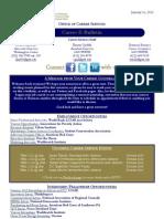 E-Bulletin 1-11-2012