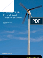 Small Wind Generation 1