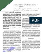 CSR - Balística Interna e Externa