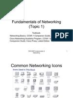 01 Fundamentals of Networking