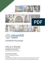 Leitfaden Bachelor Psychologie Final