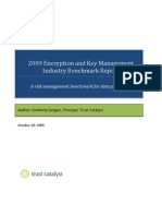 2009 Enc and Key Mgmt Industry Benchmark Report 201009