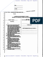 Gaston v Harris County Complaint (Oregon Filing)