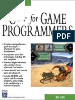 C Plus Plus Game Programmers (Noel Llopis)