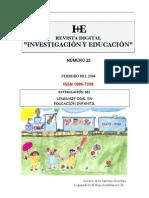 Estimulacion Del Leguaje Oral en Infantil Mila Serrano