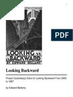 Bellamy,Edward Looking Backward