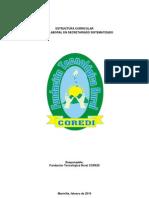Ficha Técnica Secretariado Sistematizado