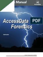 AccessData Academic Program Instructor Handbook
