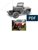 Jeep 1944 Model CJ3B
