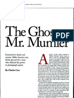 The Ghost and Mr. Mumler