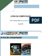 Aula 00 - A Era da Computação