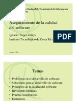 QA Jornadas TI 1999