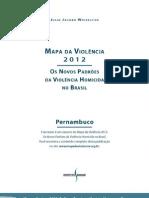 Mapa da Violência - Pernambuco