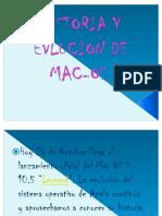 Presentacion de Mac-os