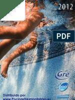 Catálogo GRE Piscinas 2012