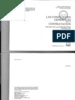 Libro condiciones generales