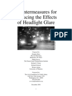 AAA Study Headlight Glare