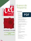 Avance de Programa VetMADRID 09
