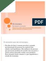 Aula 1 - sistemas econômicos