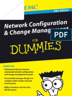 Network Configuracion & Change Management