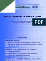 DISEÑO Y CALCULO DE MALLAS