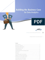 eBook Business Case for Analytics