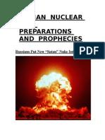 Russian Nuclear War Preparations and Prophecies