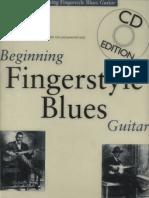 Beginning Finger Style Blues