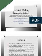 Pediatric Kidney