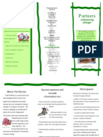 Partners Course Brochure 2012