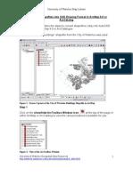 Conversion Shape File CAD