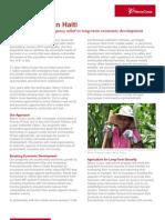 Haiti Fact Sheet