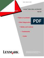 Sharp Digital Multifunction AR-M351U-M451U-M355U-M455U Parts | Fax