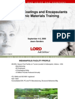 1of2_Adhesives Coatings and Encapsulants Product Training Aug 28 2008