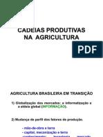 Cadeias Produtivas Na Agricultura